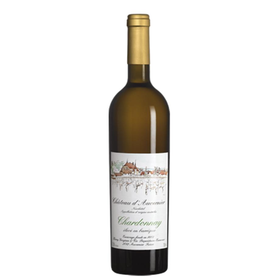 Chardonnay barrique Neuchâtel AOC Blanc
