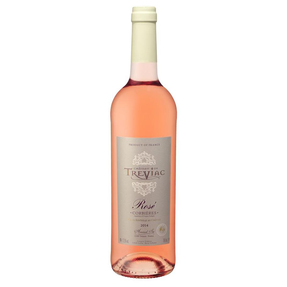 Corbières rosé AOC MO Château de Treviac