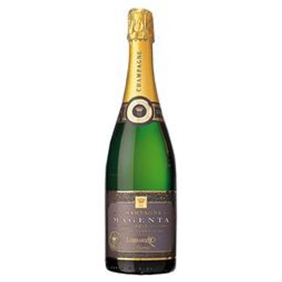4) Champagne Lombard & Cie Magenta Demi-Sec Cuvée Supérieure