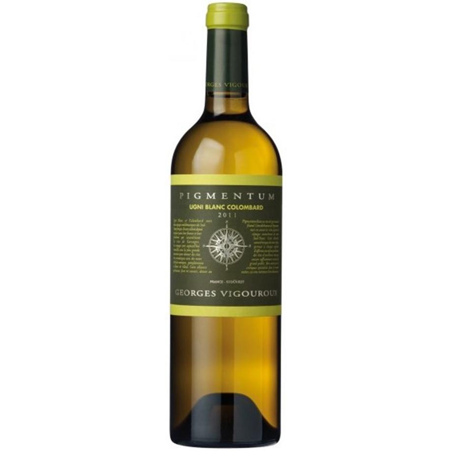 Côtes de Gascogne IGP MO, Pigmentum Ugni Blanc Colombard Blanc