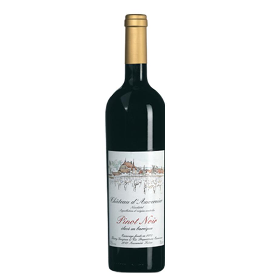 Pinot Noir barrique Neuchâtel AOC Rouge