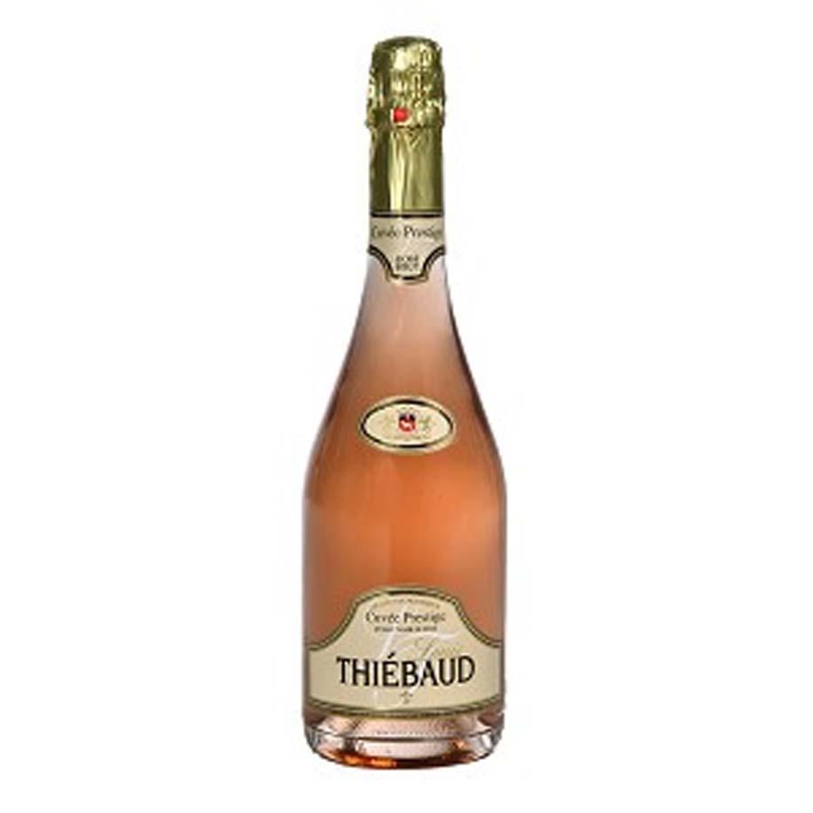 Cuvée Prestige «Louis Thiébaud» rosé brut Mousseux