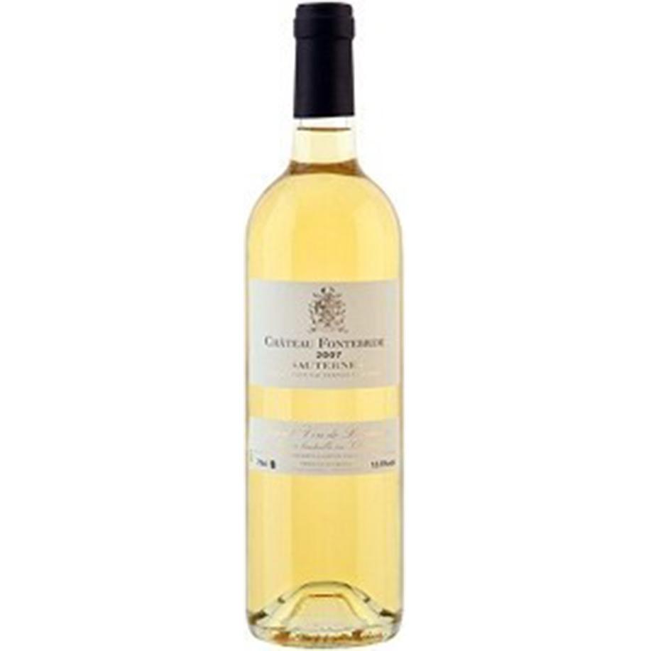 Sauternes AOC MO – Château Fontebride Blanc