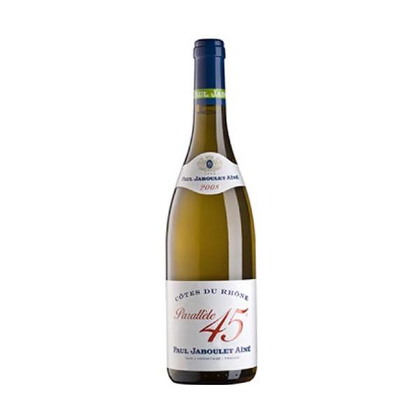 Côtes du Rhône AOC MO «Parallèle 45» Blanc