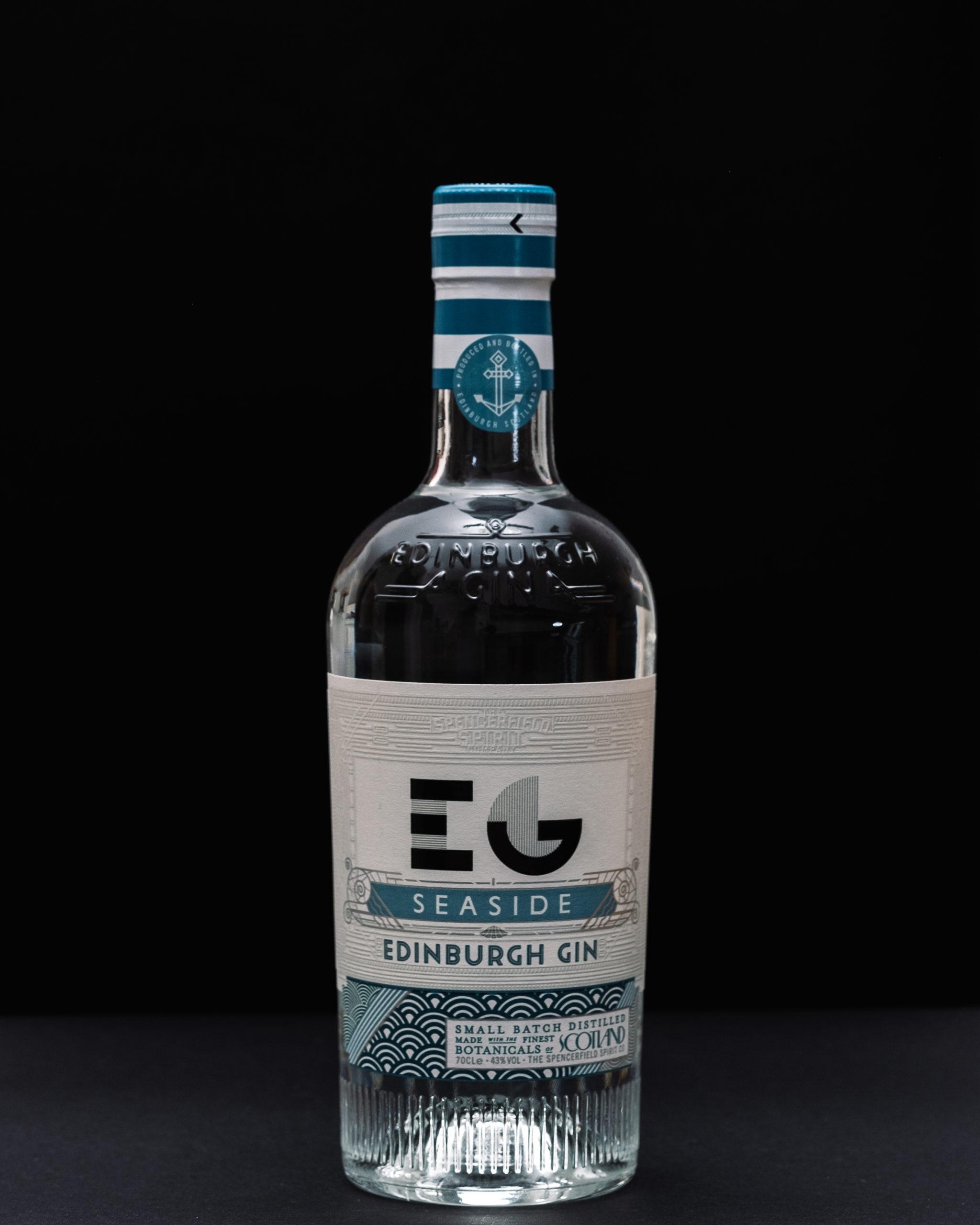 Le Gin Edinburgh Sea Side