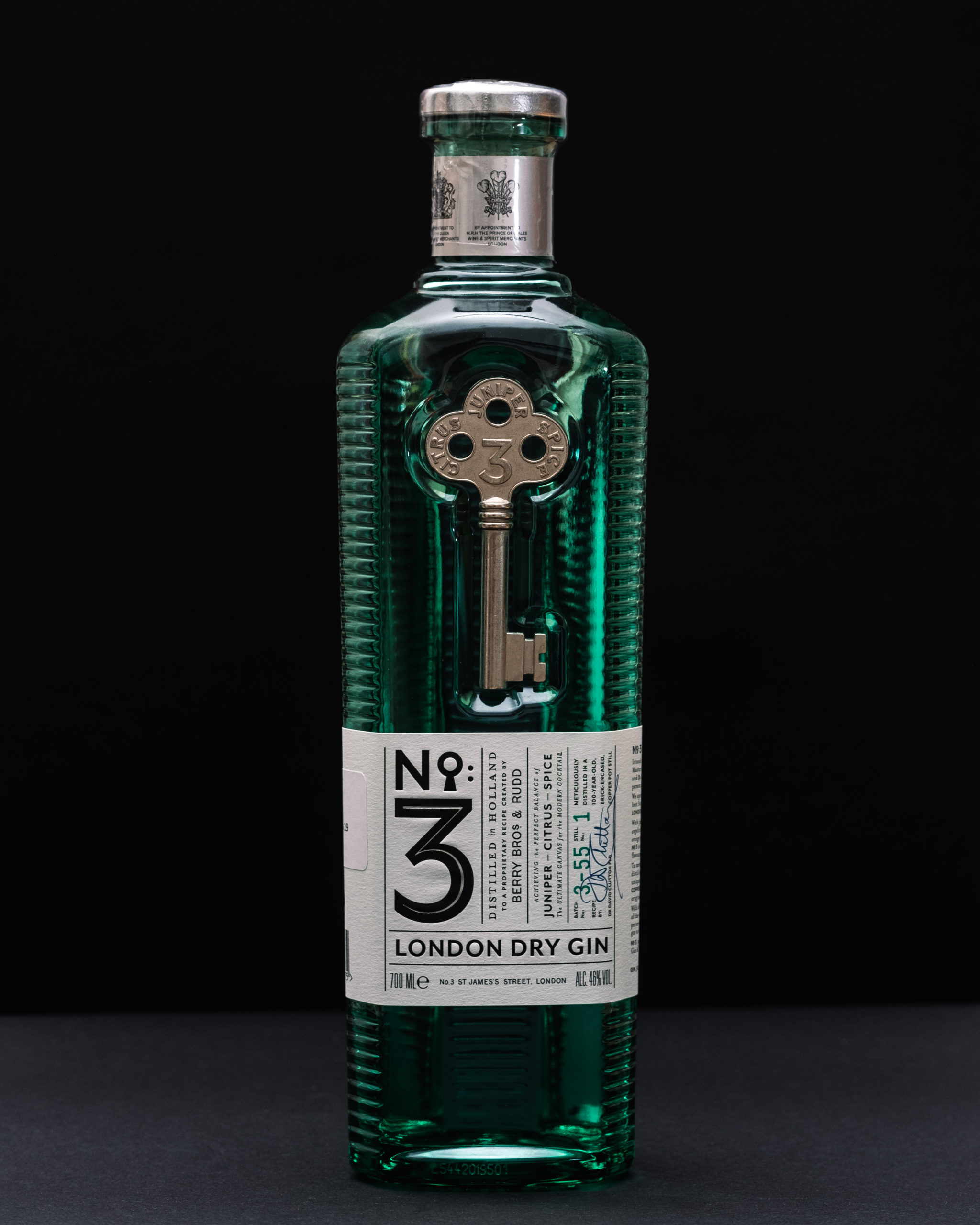 Gin London Dry N. 3