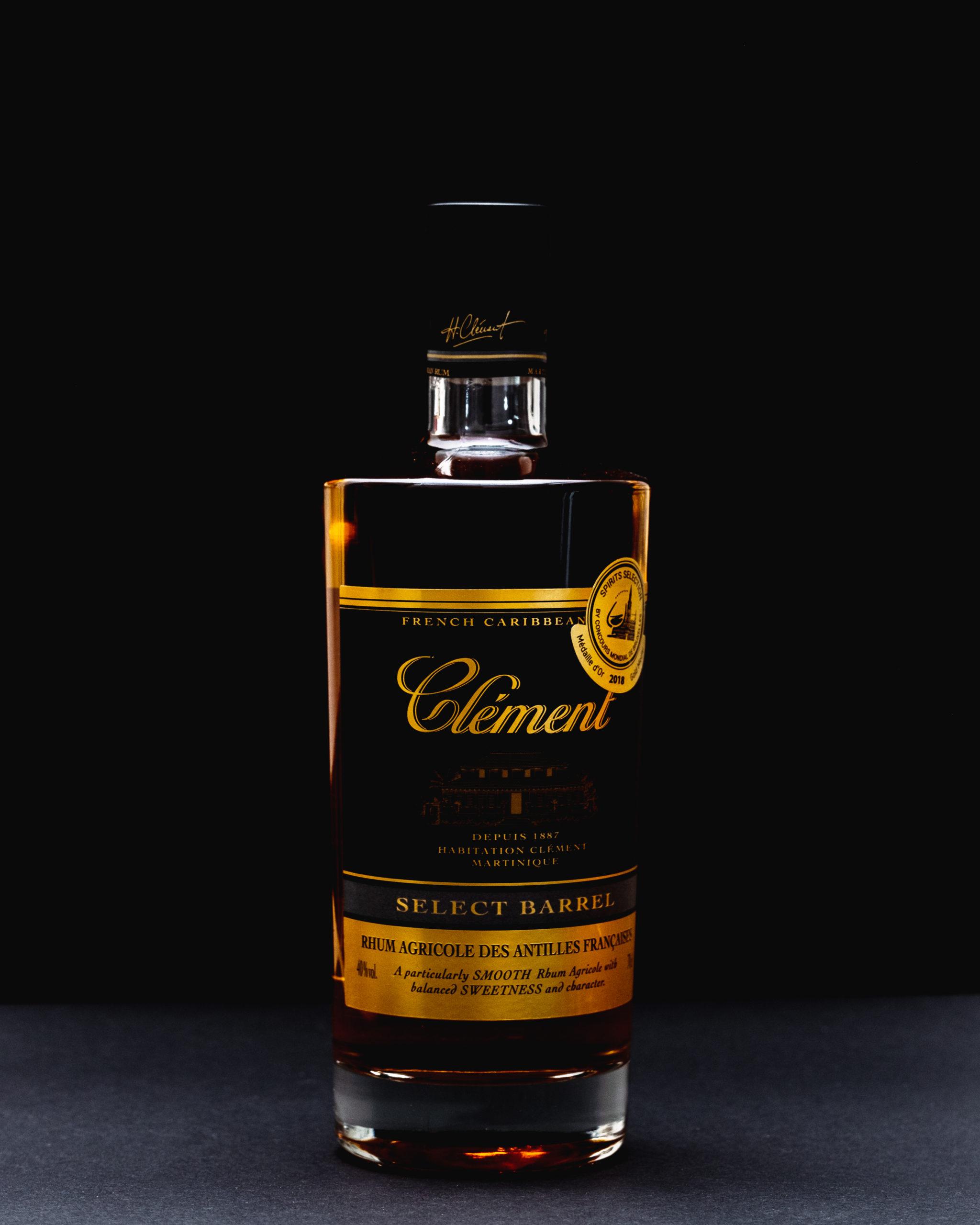 Rhum Clément Select Barrel